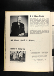 Page 10, 1956 Edition, East High School - Eastonian Yearbook (Kansas City, MO) online yearbook collection