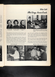 Page 13, 1956 Edition, East High School - Eastonian Yearbook (Kansas City, MO) online yearbook collection