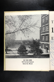 Page 6, 1956 Edition, East High School - Eastonian Yearbook (Kansas City, MO) online yearbook collection