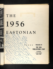 Page 7, 1956 Edition, East High School - Eastonian Yearbook (Kansas City, MO) online yearbook collection