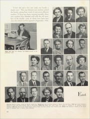 Page 16, 1958 Edition, East High School - Eastonian Yearbook (Kansas City, MO) online yearbook collection