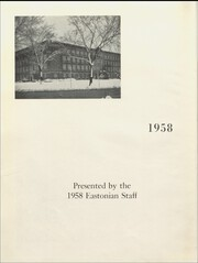 Page 6, 1958 Edition, East High School - Eastonian Yearbook (Kansas City, MO) online yearbook collection