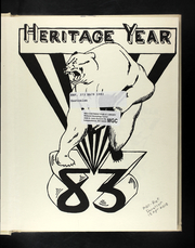 Page 3, 1983 Edition, East High School - Eastonian Yearbook (Kansas City, MO) online yearbook collection