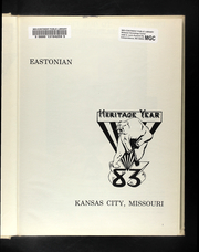 Page 5, 1983 Edition, East High School - Eastonian Yearbook (Kansas City, MO) online yearbook collection