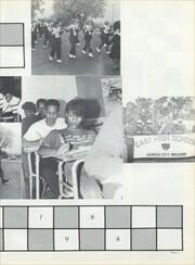Page 9, 1988 Edition, East High School - Eastonian Yearbook (Kansas City, MO) online yearbook collection