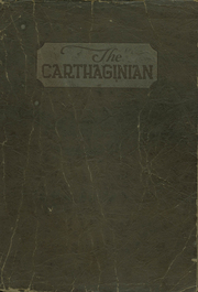 Carthage High School - Carthaginian Yearbook (Carthage, MO) online yearbook collection, 1926 Edition, Page 1