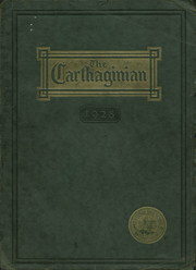 Carthage High School - Carthaginian Yearbook (Carthage, MO) online yearbook collection, 1928 Edition, Page 1