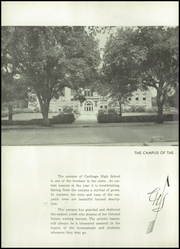 Page 12, 1937 Edition, Carthage High School - Carthaginian Yearbook (Carthage, MO) online yearbook collection