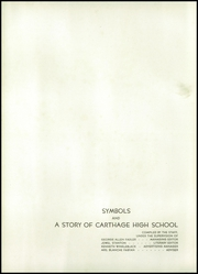 Page 6, 1937 Edition, Carthage High School - Carthaginian Yearbook (Carthage, MO) online yearbook collection