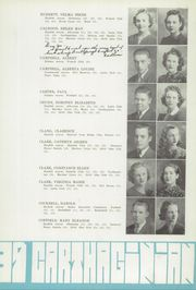 Page 19, 1939 Edition, Carthage High School - Carthaginian Yearbook (Carthage, MO) online yearbook collection