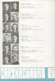 Page 20, 1939 Edition, Carthage High School - Carthaginian Yearbook (Carthage, MO) online yearbook collection