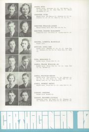 Page 24, 1939 Edition, Carthage High School - Carthaginian Yearbook (Carthage, MO) online yearbook collection