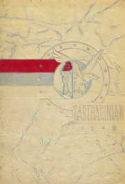 Page 1, 1945 Edition, Carthage High School - Carthaginian Yearbook (Carthage, MO) online yearbook collection