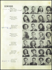 Page 17, 1945 Edition, Carthage High School - Carthaginian Yearbook (Carthage, MO) online yearbook collection