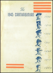 Page 5, 1945 Edition, Carthage High School - Carthaginian Yearbook (Carthage, MO) online yearbook collection
