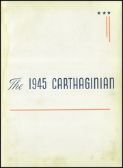 Page 7, 1945 Edition, Carthage High School - Carthaginian Yearbook (Carthage, MO) online yearbook collection