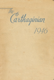 Page 1, 1946 Edition, Carthage High School - Carthaginian Yearbook (Carthage, MO) online yearbook collection