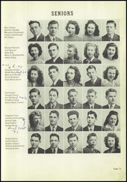 Page 17, 1946 Edition, Carthage High School - Carthaginian Yearbook (Carthage, MO) online yearbook collection
