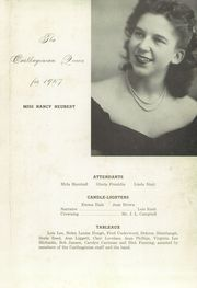 Page 9, 1947 Edition, Carthage High School - Carthaginian Yearbook (Carthage, MO) online yearbook collection