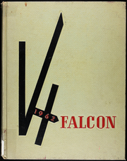 Page 1, 1962 Edition, Van Horn High School - Falcon Yearbook (Independence, MO) online yearbook collection