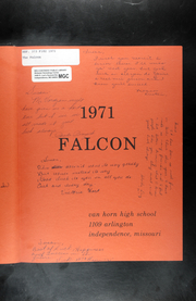 Page 5, 1971 Edition, Van Horn High School - Falcon Yearbook (Independence, MO) online yearbook collection