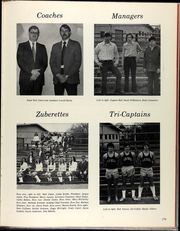 Page 183, 1973 Edition, Van Horn High School - Falcon Yearbook (Independence, MO) online yearbook collection