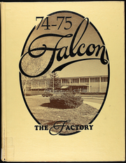 Van Horn High School - Falcon Yearbook (Independence, MO) online yearbook collection, 1975 Edition, Page 1