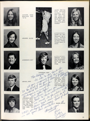 Page 17, 1975 Edition, Van Horn High School - Falcon Yearbook (Independence, MO) online yearbook collection