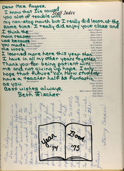 Page 6, 1975 Edition, Van Horn High School - Falcon Yearbook (Independence, MO) online yearbook collection