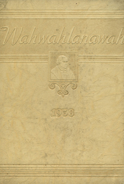 Page 1, 1938 Edition, Benton High School - Wahwahlanawah Yearbook (St Joseph, MO) online yearbook collection