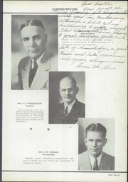 Page 15, 1938 Edition, Benton High School - Wahwahlanawah Yearbook (St Joseph, MO) online yearbook collection
