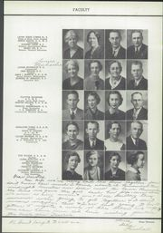 Page 17, 1938 Edition, Benton High School - Wahwahlanawah Yearbook (St Joseph, MO) online yearbook collection