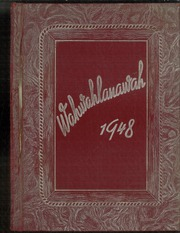 1948 Edition, Benton High School - Wahwahlanawah Yearbook (St Joseph, MO)