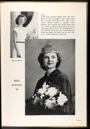 Page 15, 1949 Edition, Benton High School - Wahwahlanawah Yearbook (St Joseph, MO) online yearbook collection
