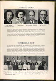Page 17, 1949 Edition, Benton High School - Wahwahlanawah Yearbook (St Joseph, MO) online yearbook collection