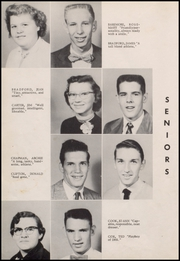 Page 12, 1955 Edition, De Soto High School - Desotonian Yearbook (De Soto, MO) online yearbook collection