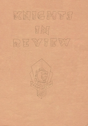 1943 Edition, Farmington High School - Knights in Review Yearbook (Farmington, MO)