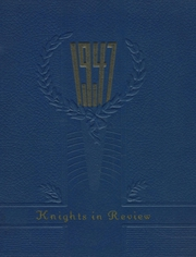 1947 Edition, Farmington High School - Knights in Review Yearbook (Farmington, MO)