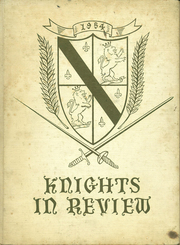 1954 Edition, Farmington High School - Knights in Review Yearbook (Farmington, MO)