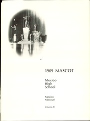 Page 5, 1969 Edition, Mexico High School - Mascot Yearbook (Mexico, MO) online yearbook collection