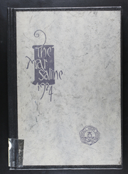 1924 Edition, Marshall High School - Marshaline Yearbook (Marshall, MO)