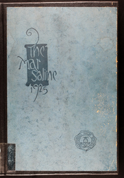 1925 Edition, Marshall High School - Marshaline Yearbook (Marshall, MO)