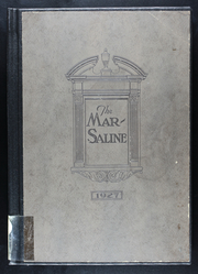 1927 Edition, Marshall High School - Marshaline Yearbook (Marshall, MO)