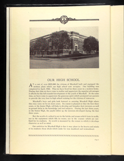 Page 12, 1927 Edition, Marshall High School - Marshaline Yearbook (Marshall, MO) online yearbook collection