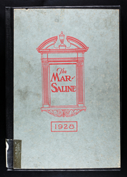 1928 Edition, Marshall High School - Marshaline Yearbook (Marshall, MO)