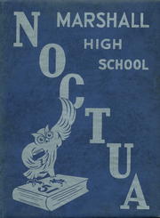 Page 1, 1951 Edition, Marshall High School - Marshaline Yearbook (Marshall, MO) online yearbook collection