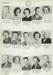 Page 10, 1951 Edition, Marshall High School - Marshaline Yearbook (Marshall, MO) online yearbook collection