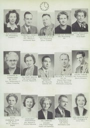 Page 11, 1951 Edition, Marshall High School - Marshaline Yearbook (Marshall, MO) online yearbook collection