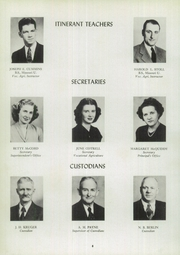 Page 12, 1951 Edition, Marshall High School - Marshaline Yearbook (Marshall, MO) online yearbook collection