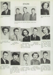 Page 16, 1951 Edition, Marshall High School - Marshaline Yearbook (Marshall, MO) online yearbook collection